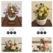 Artificial flower (30)